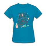 Dogs Lives Complete - Women's - turquoise