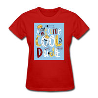 Awesome Cool Dude - Women's - red