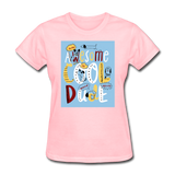 Awesome Cool Dude - Women's - pink