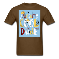 Awesome Cool Dude - Unisex - brown