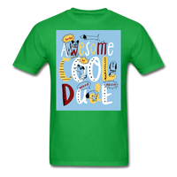 Awesome Cool Dude - Unisex - bright green