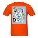 Awesome Cool Dude - Unisex - orange