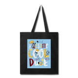 Awesome Cool Dude - Tote2 - black