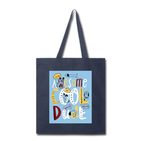 Awesome Cool Dude - Tote2 - navy