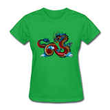 Red Dragon - Women's - bright green
