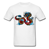 Red Dragon - Unisex - white