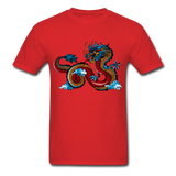 Red Dragon - Unisex - red