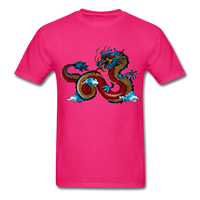 Red Dragon - Unisex - fuchsia