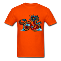 Red Dragon - Unisex - orange