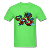 Red Dragon - Unisex - kiwi