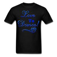 Love to Dance! Blue Gel - Unisex - black