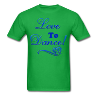 Love to Dance! Blue Gel - Unisex - bright green