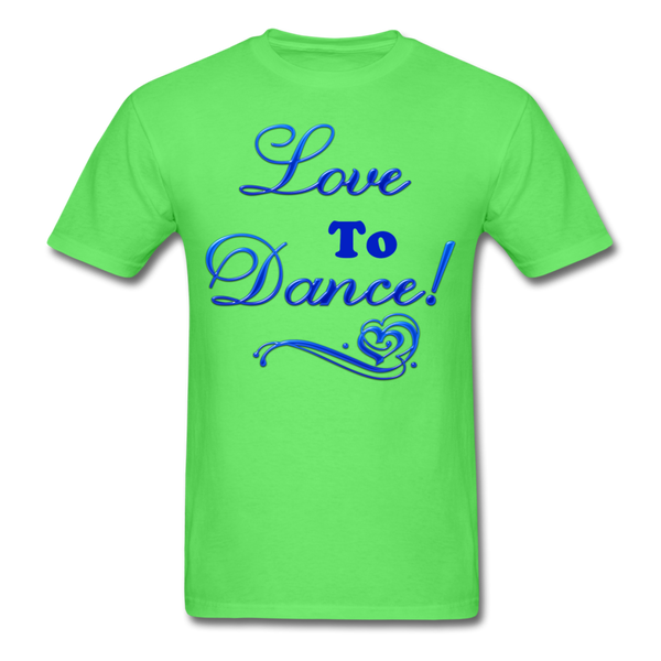 Love to Dance! Blue Gel - Unisex - kiwi