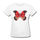 Mexican Butterfly - Women's - white