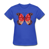 Mexican Butterfly - Women's - royal blue