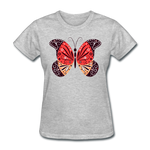 Mexican Butterfly - Women's - heather gray