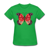 Mexican Butterfly - Women's - bright green