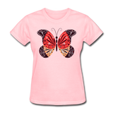 Mexican Butterfly - Women's - pink