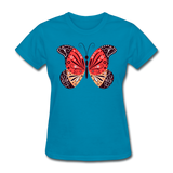 Mexican Butterfly - Women's - turquoise