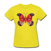 Mexican Butterfly - Women's - yellow