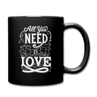 All You Need is Love - Mug - black