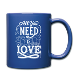 All You Need is Love - Mug - royal blue