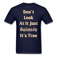 Dont Look At It - Unisex - navy