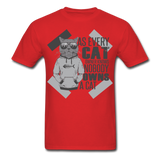 As Every Cat Owner Knows - Unisex - red