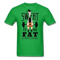 Sweat Fat Crying - Unisex - bright green
