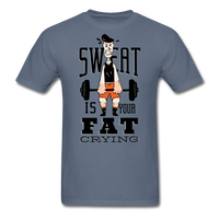 Sweat Fat Crying - Unisex - denim