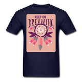 Keep On Dreaming - Unisex - navy