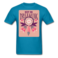 Keep On Dreaming - Unisex - turquoise
