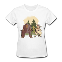 Mythical Creatures - Women's - white