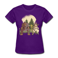 Mythical Creatures - Women's - purple