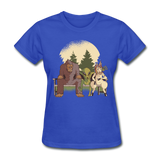 Mythical Creatures - Women's - royal blue