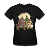 Mythical Creatures - Women's - black