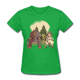 Mythical Creatures - Women's - bright green