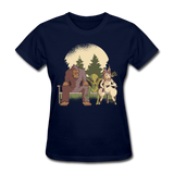 Mythical Creatures - Women's - navy