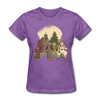 Mythical Creatures - Women's - purple heather