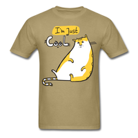 I'm Just Cool Cat - Unisex - khaki