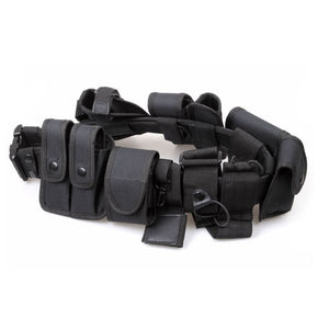 Ergonomics and police duty belts: easing the load