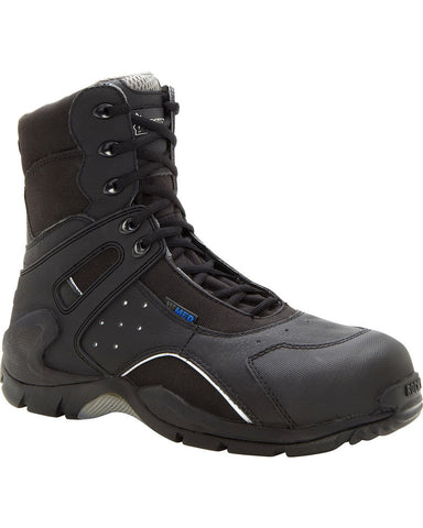ROCKY 1ST MED CARBON FIBER TOE PUNCTURE-RESISTANT SIDE-ZIP WATERPROOF DUTY BOOT