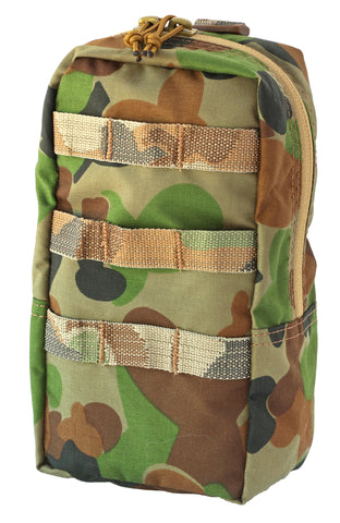 Medium MOLLE Vertical Zip Utility Pouch