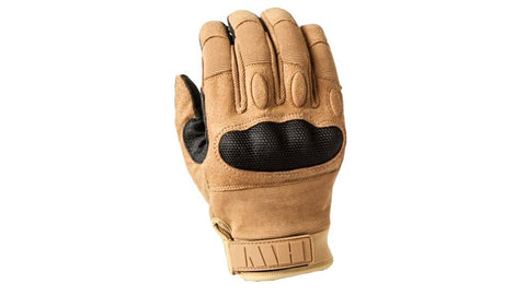 HWI Hard Knuckle Touch Screen Ruggedised Gloves - KTS300- Touchscreen