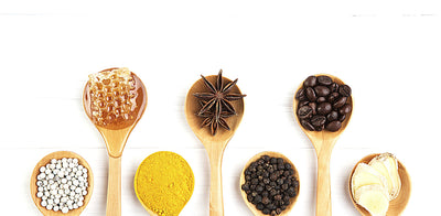The Basics of Ayurvedic Herbs & a Few of Our Favorites!