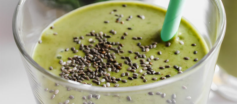 FiTONIC Fit Green Machine Protein Smoothie