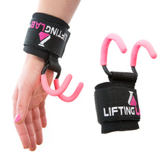 Wrist bands with hooks attached