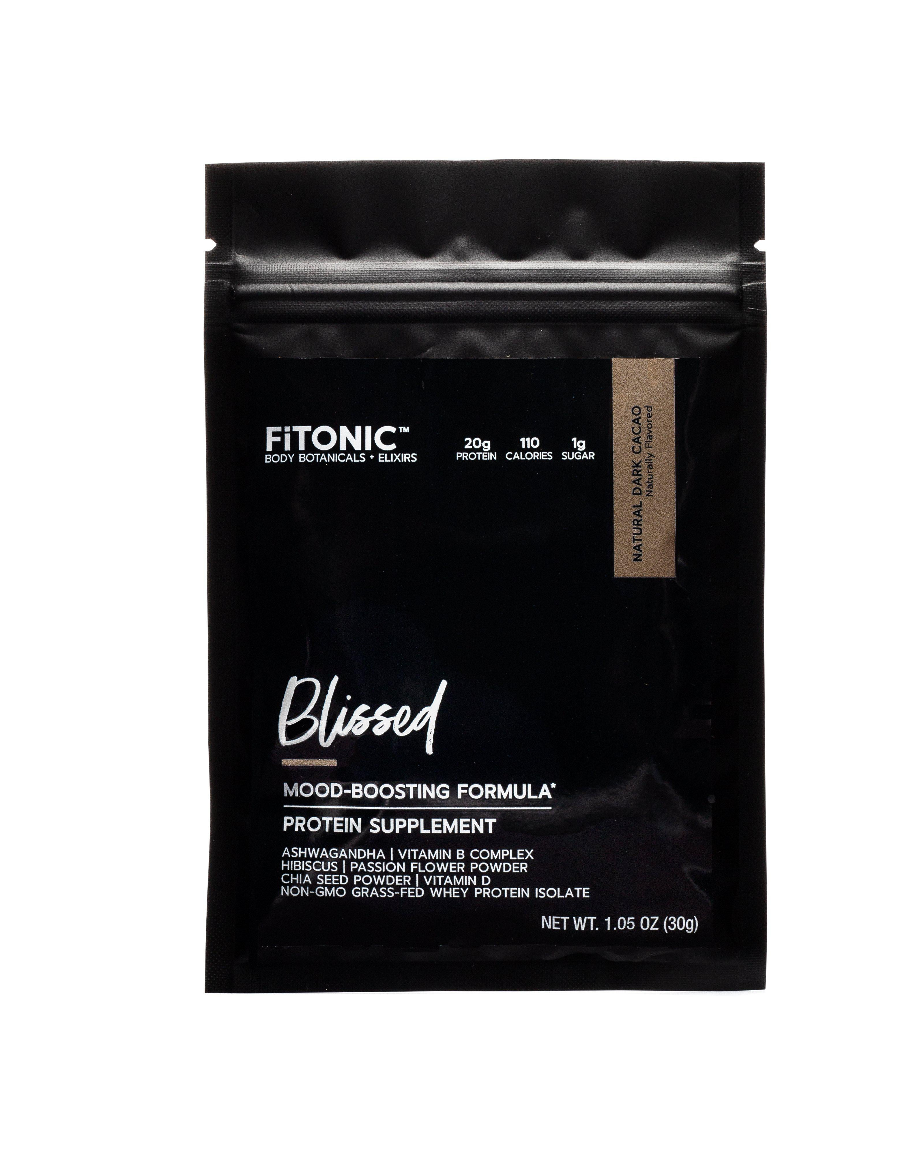 FiTONIC BLISSED - Single Serving
