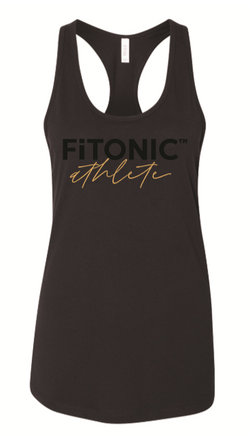 HUSTLE HOLLA: Sweat Shine Magic Flowy Muscle Tank