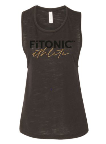 FiTONIC Athlete Flowy Muscle Tank